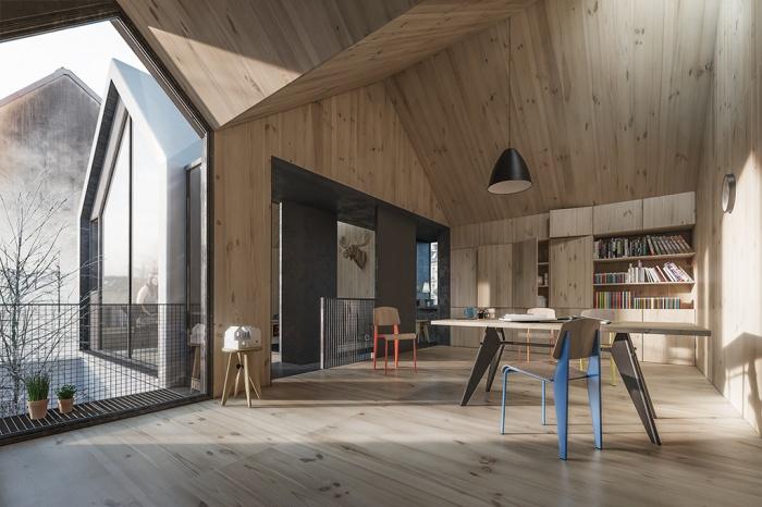 foto concept casa